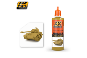 Dark Yellow Primer (60 ml) - AK176