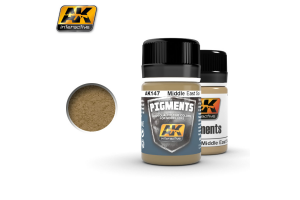 Middle East Soil Pigment - AK147