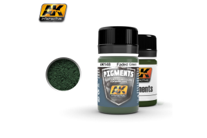 Faded Green Pigment - AK148