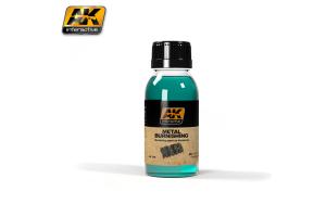 Metal Burnishing Fluid - AK159