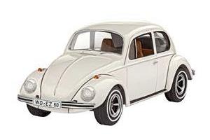 Plastic ModelKit auto 07681 - VW Beetle (1:32)