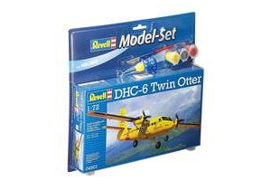 DHC-6 Twin Otter (1:72) - 64901