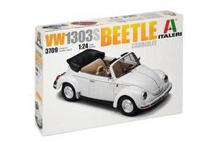 VW1303S Beetle Cabriolet (1:24) - 3709