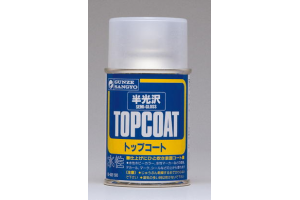 Mr. Top Coat Gloss - lak pololesklý 86ml - B502