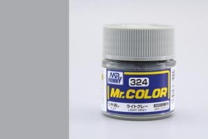 Mr. Color - C324: Svetlo šedá matná