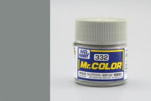 Mr. Color - C332: Svetlá lietadlová sivá BS381C/627 pololesklá