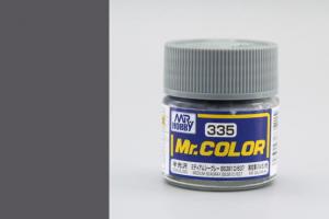 Mr. Color - C335: Stredná morská sivá BS381C/637 pololesklá