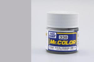 Mr. Color - C338: FS36495 svetlo šedá pololesklá