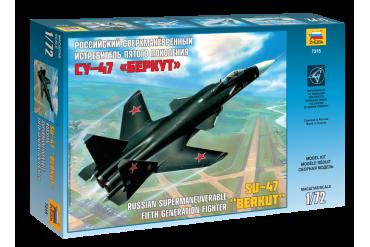 Sukhoi SU-47 Berkut (1:72) - 7215