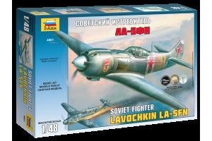 La-5 FN Soviet Fighter (1:48) - 4801