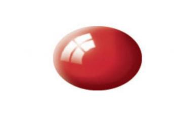 36131: leská ohnivě rudá (fiery red gloss) - Aqua