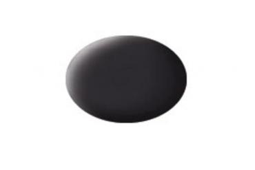 36106: matná dehtově černá (tar mat) - Aqua