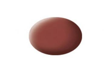36137: matná rudohnědá (reddish brown mat) - Aqua