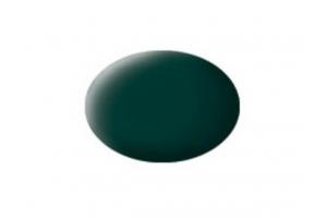 40: matná černozelená (black-green mat) - Aqua