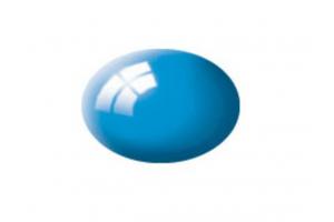 50: lesklá světle modrá (light blue gloss) - Aqua