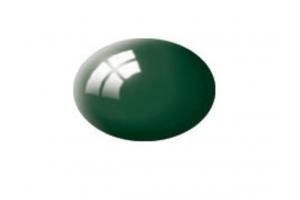 36162: leská zelenomodrá (sea green gloss)