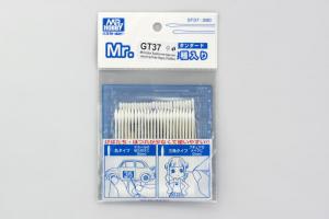 Mr. Cotton Swabs - vatové tyčinky, 2 typy, 2x25ks - GT37
