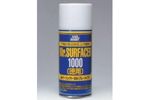 Mr. Primer Surfacer 1000 - tmel v spreji 170ml - B524