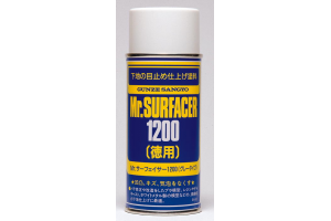 Mr. Surfacer 1200 - striekacia tmel 170ml - B515