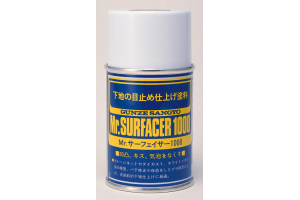 Mr. Surfacer 500 - striekacia tmel 100ml - B506