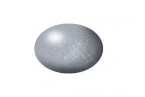 90: metalická stříbrná (silver metallic) - Aqua