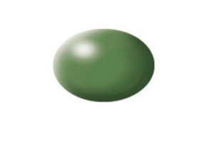 360: hedvábná zelená (green silk) - Aqua