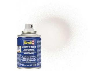Barva Revell ve spreji - 34104: leská bílá (white gloss)