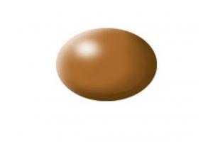 382: hedvábná lesní hnědá (wood brown silk) - Aqua