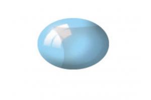 752: transparentní modrá (blue clear) - Aqua