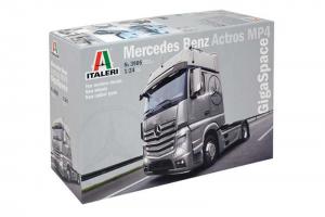 Mercedes Benz Actros MP4 Gigaspace (1:24) - 3905