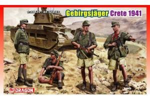GEBIRGSJAGER (CRETE 1941) (1:35) - 6742