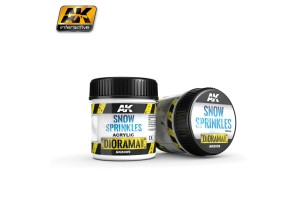 Snow Sprinkles 100ml - AK8009