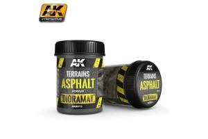 Terrains Asphalt 250ml - AK8013