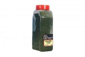 Hrubý tmavý trávník (Coarse Turf Dark Green Shaker) - T1365