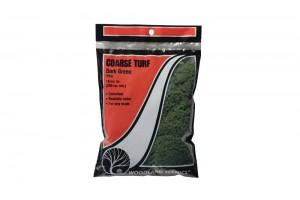 Hrubý tmavý trávník (Coarse Turf Dark Green Bag) - T65