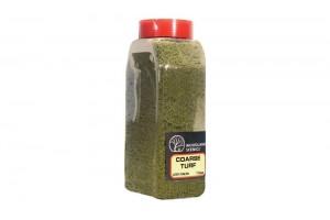 Hrubý svetlý trávnik (Coarse Turf Light Green Shaker) - T1363