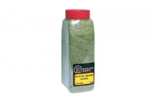 Svetlá zelená tráva (Flock Light Green Shaker) - FL634