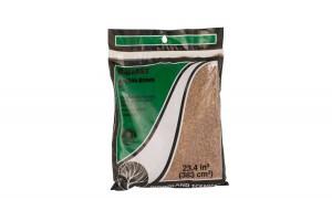 Jemný hnedý štrk (Brown Fine Ballast Bag) - B72