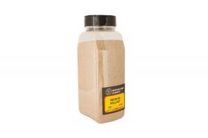 Žltohnedý štrk (Buff Medium Ballast Shaker) - B1373