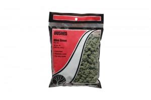 Olivovo zelené kríky (Bushes Olive Green Bag) - FC144