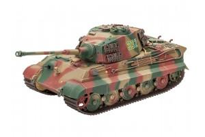 Tiger II Ausf. B (Henschel Turret) (1:35) - 03249