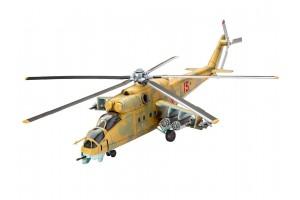 Mil Mi-24D Hind (1:100) - 64951