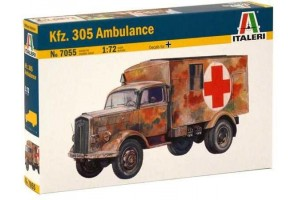 Kfz. 305 AMBULANCE (1:72) - 7055