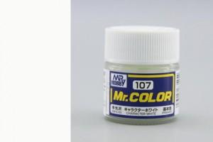 Mr. Color - C107: biela figúry