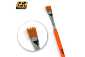 SAW SHAPE WEATHERING BRUSH - AK576