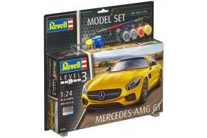 Mercedes AMG GT (1:24) - 67028