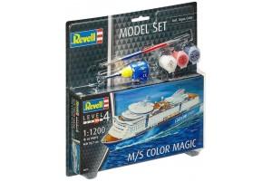 M/S Color Magic (1:1200) - 65818