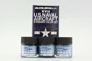 Sada kamuflážnych farieb - US Navy 2. sv. v. - CS682