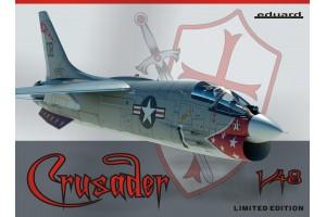 F8-E Crusader (1:48) - 11110