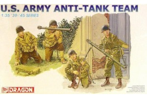 US ARMY ANTI-TANK TEAM (1:35) - 6149